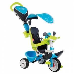 Smoby tricikl Driver Comfort plavi_7