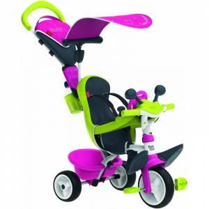 Smoby tricikl Driver Comfort rozi