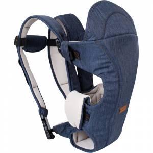 FreeOn nosiljka klokanica 3u1 Jeans Travel Baby (1)