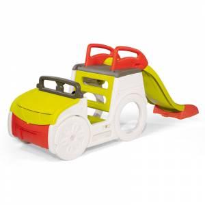 Smoby centar za igru auto s toboganom
