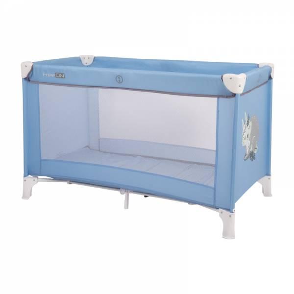 FreeOn prijenosni krevetic Love blue (1)