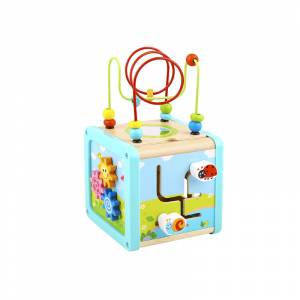 Tooky Toy Didakticka kocka Labirint_1