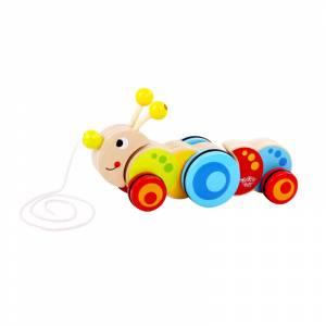 Tooky Toy Gusjenica na kotacima
