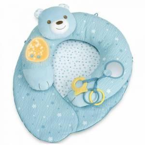 Chicco gnijezdo za bebe plavo