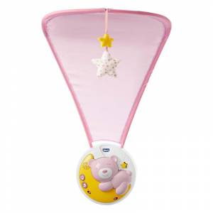 Chicco projektor Next2Me Moon rozi (1)