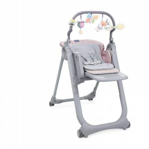 Chicco hranilica Polly Magic Relax Paradise pink