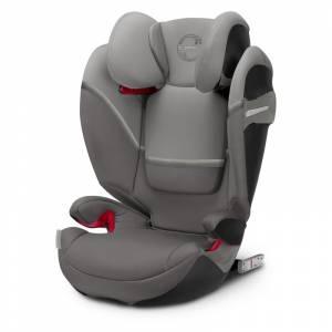 Cybex autosjedalica Solution S-Fix Soho grey