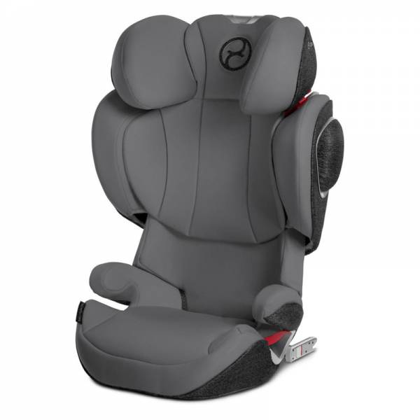 Cybex autosjedalica Solution Z-Fix Manhatan grey