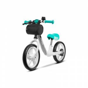 Lionelo bicikl bez pedala Arie 12 tirkizni