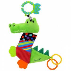 Baby Mix Igracka s vibracijom krokodil
