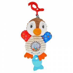 Baby Mix Igracka s vibracijom pingvin