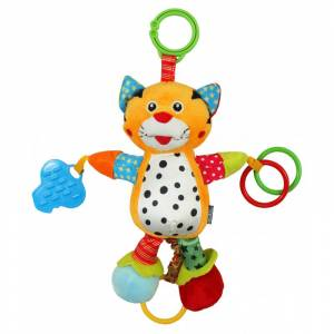 Baby Mix Igracka s vibracijom tigar