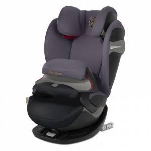 Cybex autosjedalica Pallas S-Fix Premium black