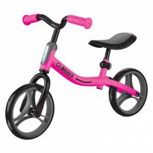 Globber bicikl bez pedala Go Bike pink