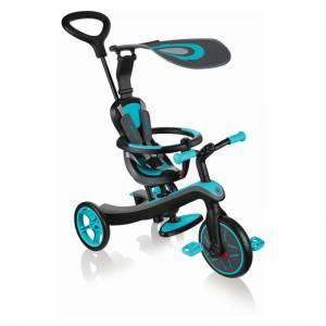 Globber tricikl Explorer 4u1 plavi