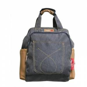 Baciuzzi ruksak za kolica Mama Bag Shelly Jeans